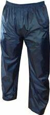 2 x Highlander Stormguard Packaway Trousers Navy XL