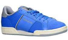 Reebok Men's Classic NPC II Sneaker Blue Foggy Grey, 8.5