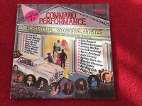 "Command Performance 25 Greatest Hits - 12"" Vinyl LP Album Record 1973 RONCO"