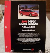 **LOOK**2006 Dodge Grand Caravan  Dealer 3 Minute Drill