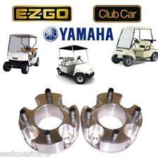 "Golf Cart 3"" Wheel Spacers (2) EZGO, Club Car, Yamaha"