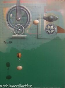 "James Carter ""Egg Transfere Machine"" Airbrushed Painting Art"