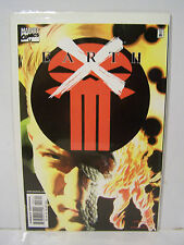 Marvel Earth X number 3 Resealable Comic Bag and Boarded