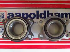 Audi A6 1.8 1.9 2.0 2.4 2.5 2.7 3.0 1997-05 2 x neue vordere Radlager