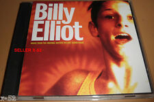 BILLY ELLIOT movie CD soundtrack T-REX the JAM Jamie Bell STYLE COUNCIL Gately