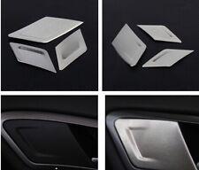 VW Golf 7 Decorativa Acciaio Inox Satinato Apertura Maniglie GTI TSI TDI R