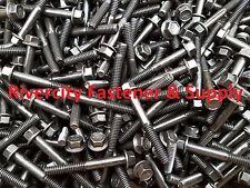 (25) 1/4-20x2 Grade 8 Hex Head Flange / Frame bolt / Cap Screws 1/4 x 2