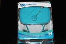 Blue Headset FOR Nintendo DSi 3DS GXP Console Case Neckband Essentials Bundle