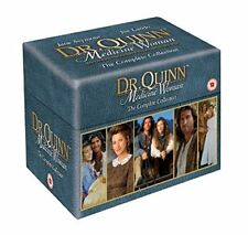 """DOCTOR QUINN MEDICINE WOMAN COMPLETE SERIES 41 DISC BOX SET R4 """"NEW&SEALED"""""""