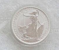 2006 Royal Mint Britannia BU £2 Two Pound Silver Bullion 1oz Coin Mint Sealed