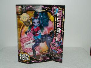 2013 Mattel Monster High Freaky Fusion Hybrids Avea Trotter Doll NRFB