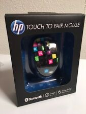 NEW SEALED--HP H4R81AA 3-Button Bluetooth Wireless Laser Mouse (Touch to Pair)