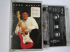 HANK MARVIN 'HEARTBEAT' CASSETTE, 1993 POLYDOR, TESTED.