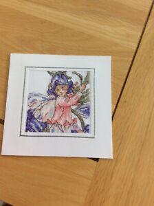 Birthday Card In Cross Stitch