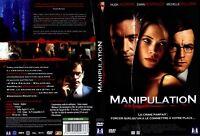 MANIPULATION DVD THRILLER NEUF SOUS BLISTER