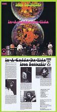 "IRON Butterfly ""in-A-Gadda-Da - Vida"" geniale opera di 1968! NUOVO CD!"