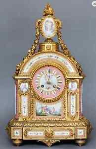 NAPOLEON III FRENCH CLOCK