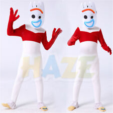 Vivid Anime Toy Story 4 Forky Masquerade Cosplay Mask Halloween Props Masks New