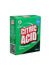 6x Citric Acid -Dri Pak Multi Purpose Descaler Cleaning & Laundry- 6x250g= 1.5kg