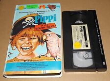 Pippi in the South Seas (VHS) VIDEO GEMS Inger Nilsson Pippi Longstocking