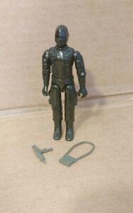 Snake Eyes V1.5 SWIVEL ARM 100% Complete GI Joe 1983 Hasbro Action Figure
