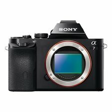 Sony Alpha 7 B. CE chassis (ILCE - 7) sistema, fotocamera 24.3 megapixel, Full HD NUOVO OVP