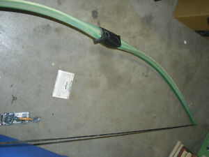 Ben Pearson Powerjet solid fiberglass recurve bow
