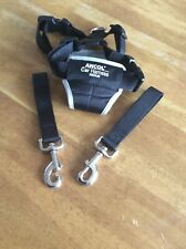 ANCOL Car Harness - Medium Used Once Excellent Condition