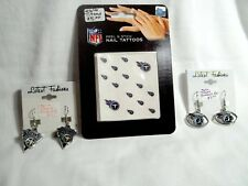 Tennessee Titans 3 Piece Fan Package