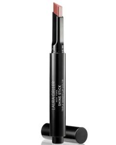 LAURA GELLER Shine Stick Triple Benefit Lip Color CHAMPAGNE TOAST 0.9g Boxed