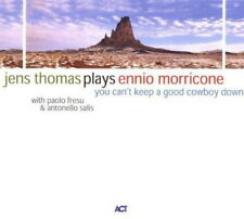 Jens Thomas Plays Ennio Morricone (with Additional RARE LIVE PROMO) Act CD