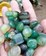 50g Natural Green Agate Original Stone rough original points Specimen