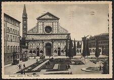 AD1875 Firenze - Città - Piazza Santa Maria Novella