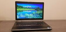 Dell Latitude E6520 15.6in. (250GB SSD, Intel Core i5, 2.3GHz, 4GB) Laptop used