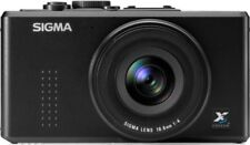 USED Sigma DP Series DP1x 14.0 MP Digital Camera - Black Excellent