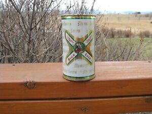MILLER High Life Old Flat Top Beer Can