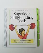 Superkids Skill-Building Book Activities Resources Differentiating Instruction