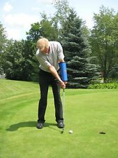 """Golf Aid-Stops Wedge Flipping-Get Help From The """"Straight Arm""""-standard"""