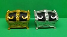 Skylanders Imaginators Mystery Chests GOLD and SILVER Preowned