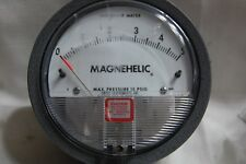 "Dwyer Magnehelic Differential Pressure Gauge 0"" - 5"""