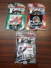 Lot Of 3 Kevin Harvick #4/#41 2016-17 Jimmie Johns 1/64 NASCAR Authentics NIP