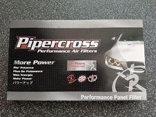 FILTRO aria sportivo Pipercross!!! ORIGINALE SPORT filtro aria pp1219 grassi!