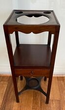 Lovely Antique Georgian Mahogany Wash Stand
