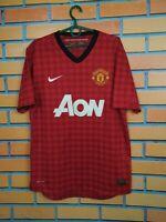 Manchester United Jersey 2012 2013 Home MEDIUM Shirt Nike 479278-623