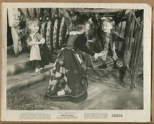 """""""Hansel and Gretel"""" - In the Cage - Michael Myerberg Prod. - # 54/531 (VG+)WH"""