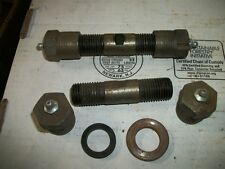 49 50 Studebaker Champion nos 531170 shaft and bushing kit upper outer control