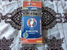 Panini Euro 2016 Stikers UPDATE SET