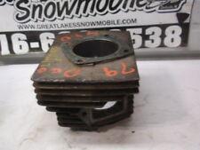 1979 Ski Doo T'NT Olympic 440 F/C Rotax L/PTO Snowmobile Engine Chrome Cylinder