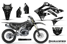 KAWASAKI KXF450 KX450F 12-15 CREATORX GRAPHICS KIT DECALS SKULLCIFIED BNP