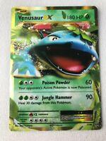 Venusaur EX ULTRA RARE 1/108 Pokemon Card TCG XY Evolutions HOLO NM